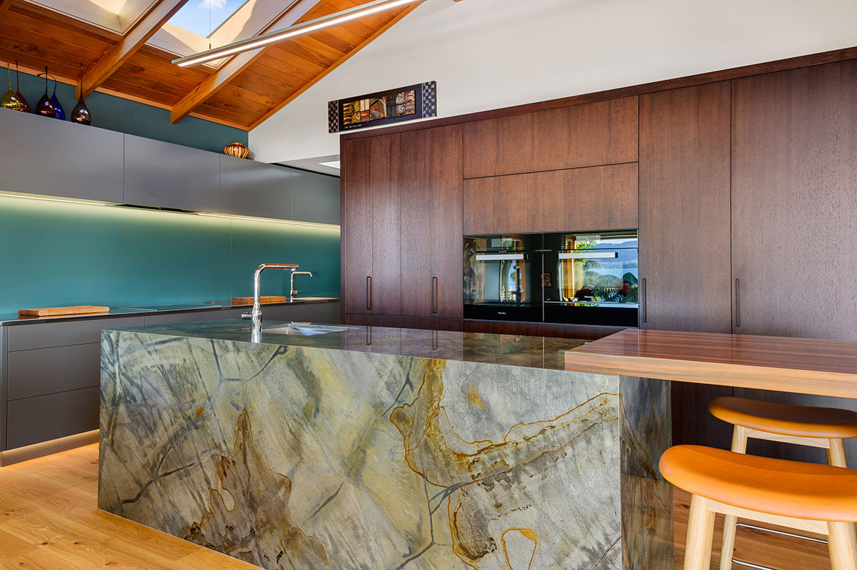 Lee Bros Contemporary New Zealand Kitchens